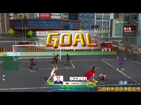 FreeStyle Football [FSF] - Elo game 1