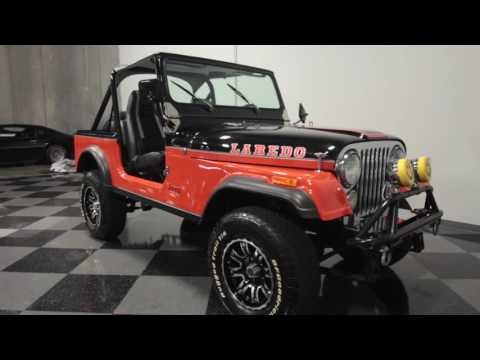 Video of '80 CJ7 - JSUN