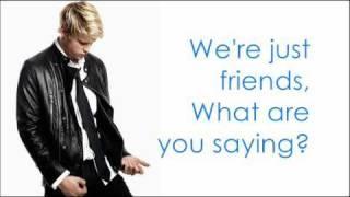 Glee - Baby Video Lyrics HQ
