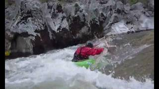 preview picture of video '2011 09 17 Foz de Lumbier con Pirineos Kayak de Zaragoza  0001'