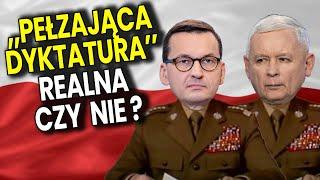 """""""Pełzająca Dyktatura PIS"""" – Realna Czy Wymysł Opozycji? – Q&A Analiza"""