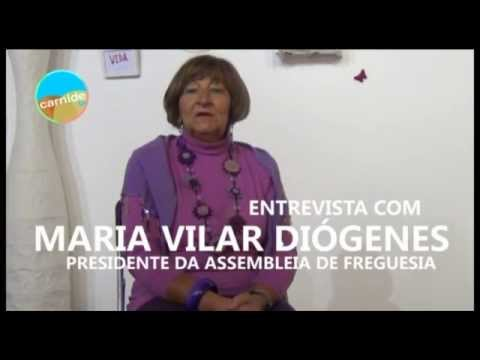 Ep. 96 - Entrevista a Maria Vilar, Presidente da Assembleia de Freguesia de Carnide