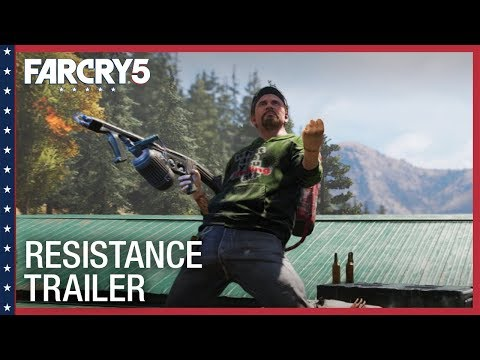 Far Cry 5: The Resistance | Trailer | Ubisoft [US] thumbnail