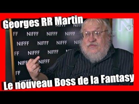 Vidéo de  George R.R. Martin