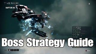 The Raptor Boss Strategy Guide (Warframe)