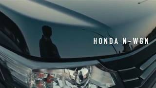 N-WGNカスタム特別仕様車ターボSSブラックスタイルパッケージイメージ動画
