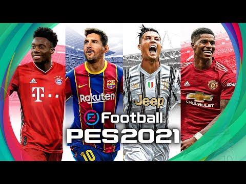 Trailer de lancement pour EFootball PES 2021 sur mobile  de eFootball PES 2021 Season Update