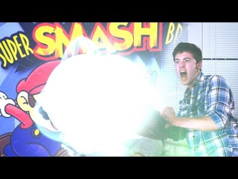 You Can Win For Losing In Super Smash Bros.