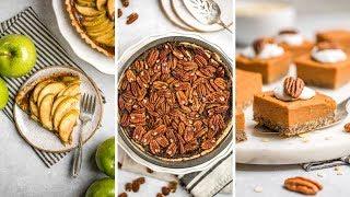 Vegan Dessert Recipes for the Holidays (Easy + Healthy!)