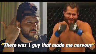 Jorge Masvidal Talks About His Most Feared Opponent | Fan Questions