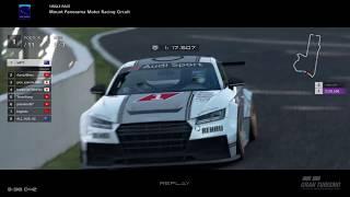 Gran Turismo™SPORT - Bathurst Audi TT RS Gr4 (online race)