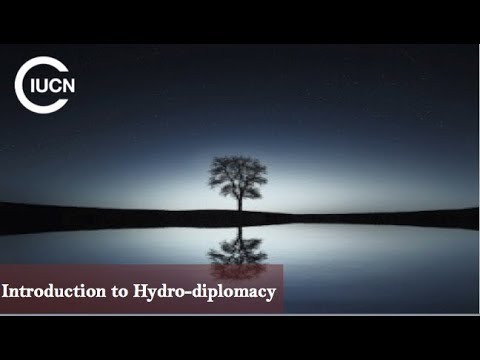 T1 Introduction to Hydro-diplomacy