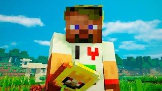 Опасные битвы в Minecraft 117 - КОРОЛЬ ЛИЧ