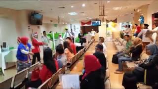 Day 1  Hari Pelanggan Nasional 2016 BPJS Ketenagakerjaan Jakarta Menara Jamsostek
