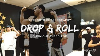 "Chonique Sneed's ""Drop & Roll"" 