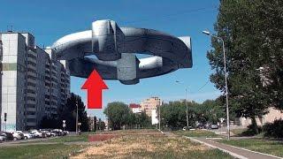 Шок! НЛО десант в Подмосковье - видео очевидцев 2018 (UFO)