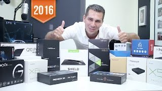 The Best Android TV Box? 2016