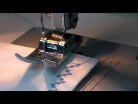 Відео про швейну машинку MINERVA A320 (M320, F320)