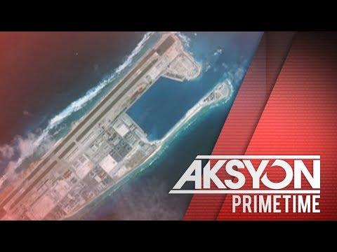 [News5]  Paglalagay ng missile ng China sa West PH Sea, ikinababahala ng Malacañang