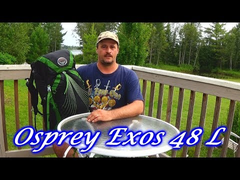 Osprey Exos 48 L Backpack Review – Pros & Cons Collaboration Video