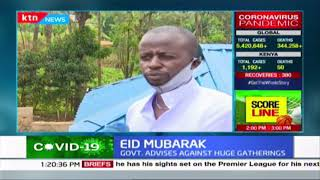 EID MUBARAK: Muslims in Kenya mark end of Holy Month of Ramadhan