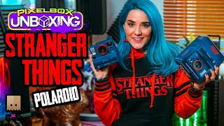 Cámara POLAROID de STRANGER THINGS - UNBOXING