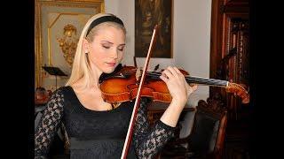 Paganini Caprice N. 24 - Anastasiya Petryshak [HD]