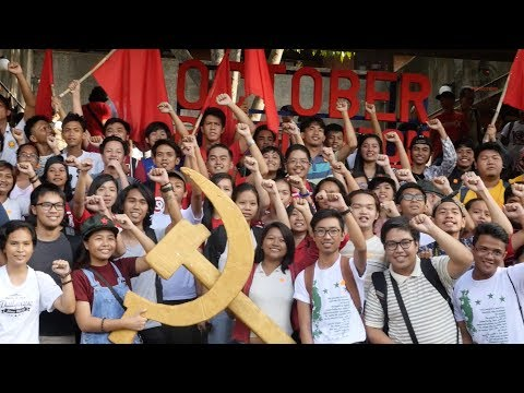 October Revolution Centennial Celebration PH