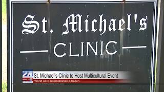 St. Michael's Clinic to Host Multicultural Event at Word Alive