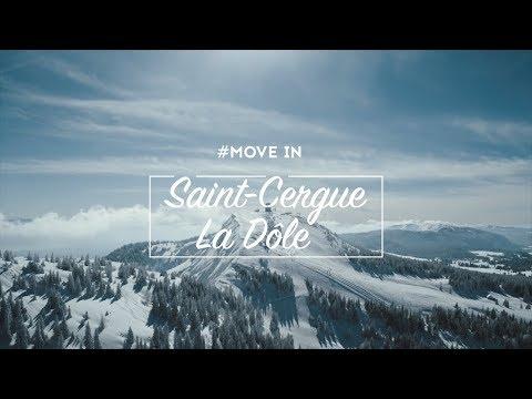 Skifahren in St-Cergue / La Dôle