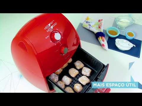 Fritadeira sem óleo Midea Liva 4L