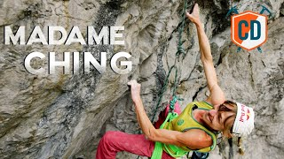Angy Eitner Breaks NEW Ground With FA Madame Ching | Climbing Daily Ep.1770 by EpicTV Climbing Daily