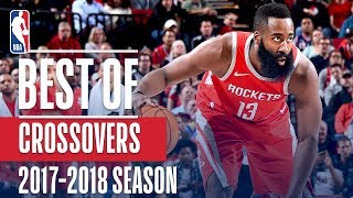 Best 50 Crossovers of the 2018 NBA Regular Season - Video Youtube