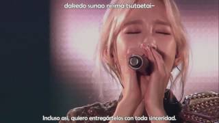 SNSD Indestructible Sub Español Phantasy live