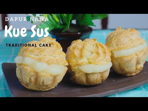 Resep Kue Sus Vla Dijual 1500an Laris Manis Buat Usaha Sampingan