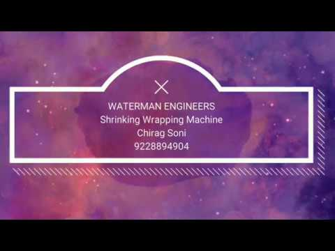 Shrinking Wrapping Machine