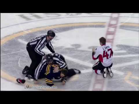Zack Smith vs Patrick Kaleta