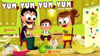 Yum Yum Yum Yum! (Nom Nom Nom Nom!) 2014 How to Feed Your Kid Tutorial