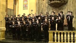 주의 이름은 크시고 영화롭도다_로마한마음찬양음악회(2011.12.16. Roma)