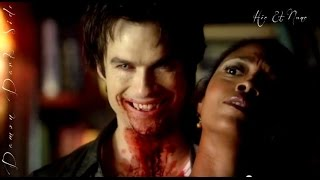 Ian Somerhalder ► DAMON SALVATORE DARK SIDE || short version @HicEtNunc