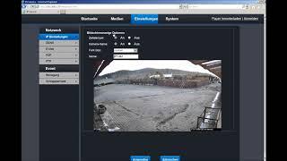 SV3C Full HD 1080P POE Outdoor Webcam