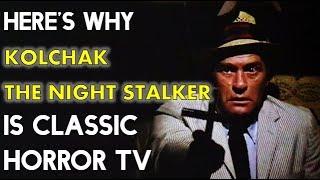 Here's Why Kolchak The Night Stalker Is Classic Horror TV