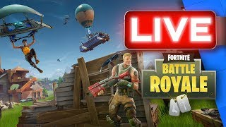 Goose Fights To Be #1 In Fortnite Battle Royale! | Stream