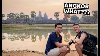ANGKOR WAT SUNRISE *WORTH THE HYPE?*   TRAVEL GUIDE