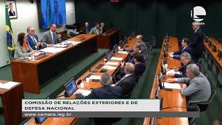 Relações Exteriores - Discussão e votação de propostas - 12/11/2019 09:30