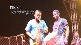 Meet Happy k (Happy Kyazze) on the sax