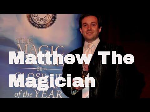 Matthew The Magician Video