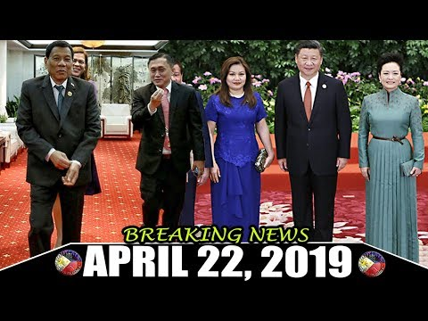 DUTERTE LATEST NEWS TODAY APRIL 22, 2019 | DUTERTE NEWS REPORT DAILY UPDATE