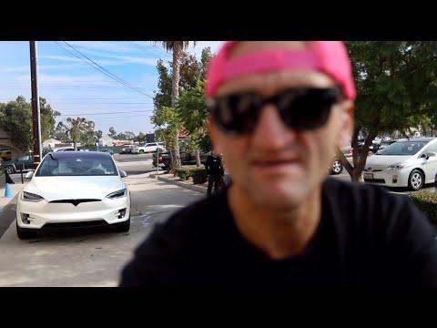 External Review Video aLij6qUs-PM for Tesla Model X Electric SUV