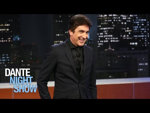 Espectáculo De Comedia De Dante Night Show
